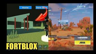 FORTNITE IN ROBLOX!!! | I MIGLIORI BATTLEROYALE STAGIONE 6 e 7 ALV