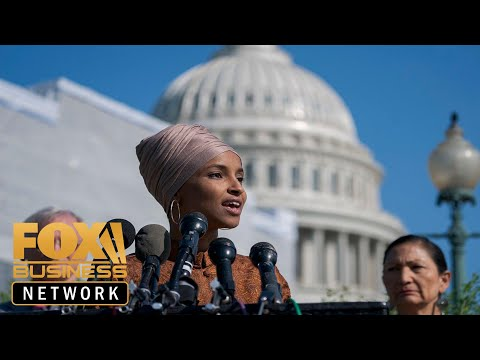 Rep. Omar slams Trump amid Iran threat