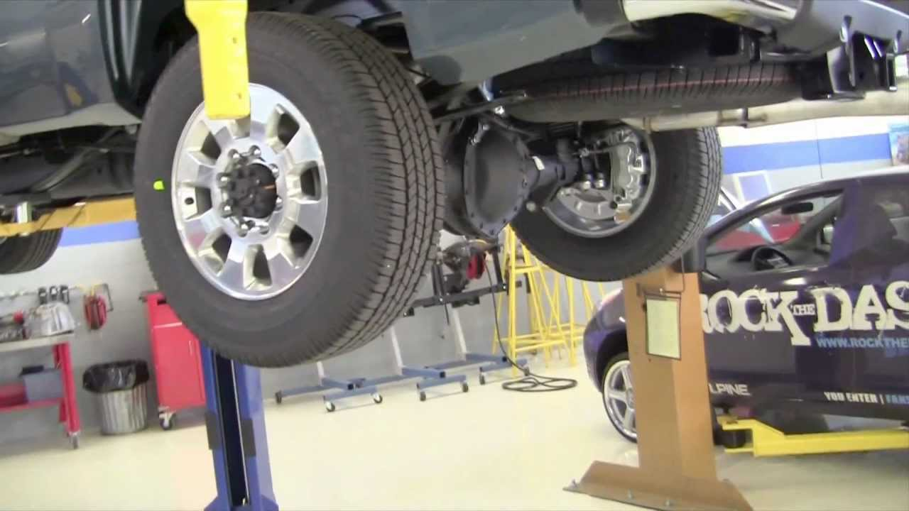 Duramax Diesel Exhaust After-Treatment System