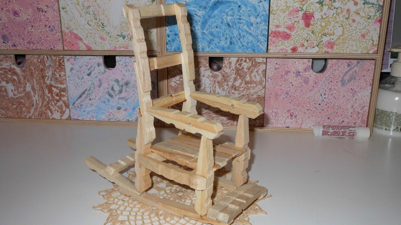 Tutorial silla mecedora con pinzas de la ropa mundo - Tapizado de sillas paso a paso ...