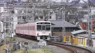 京王動物園線7801F(あそびの森1周年記念HM付き)20190402