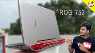 Asus ROG G752 Gaming Laptop Unboxing and Review | Tamil Tech