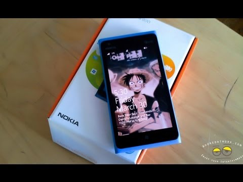 Nokia Lumia 900 Review- Booredatwork