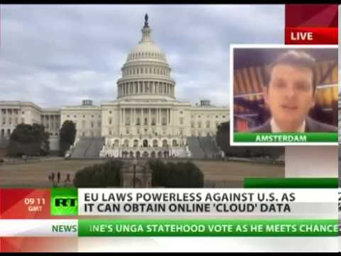 U S  using Patriot Act for Worldwide SPYING   Europeans outraged over this