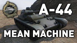 World of Tanks || A-44 + Grand Finals Announcement!