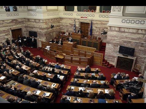 Ομιλία στη συνεδρίαση της Κοινοβουλευτικής Ομάδας του ΣΥΡΙΖΑ