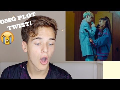 Troye Sivan ft. Ariana Grande - Dance To This (REACTION) Music Video