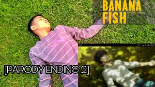 Banana Fish - Ending 2 (Parody) [ RED 歌詞 - Survive Said The Prophet ]