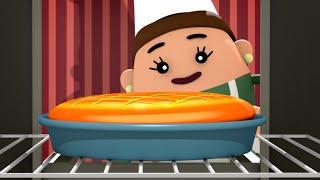 J'aime la Galette. Comptine pour bébés et petits enfants. http://ww...