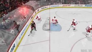 Lucky goal NHL 10 xbox 360