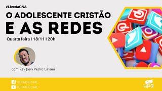LIVE CNA #47_201118_20h - Redes Socias