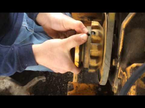 How To Rebuild A Cub Cadet 100 Mower Deck Clutch Pto