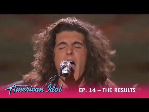 Cade Foehner: America Puts This SEXY ROCKER In The Top 10 | American Idol 2018