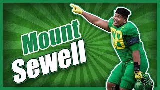 Penei Sewell is a Nearly PERFECT Prospect   2021 NFL Draft Scouting Report