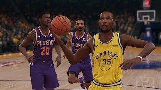 Golden State Warriors vs Phoenix Suns NBA LIVE Full Game Highlights