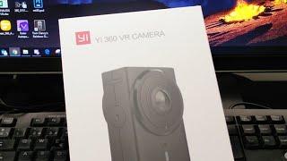 Baixar En Vivo: Unboxing Del Yi360 VR