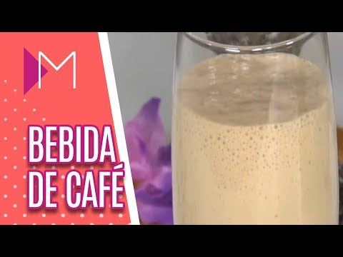 Bebida refrescante de Café | Gelos de Café - Mulheres (24/04/18)