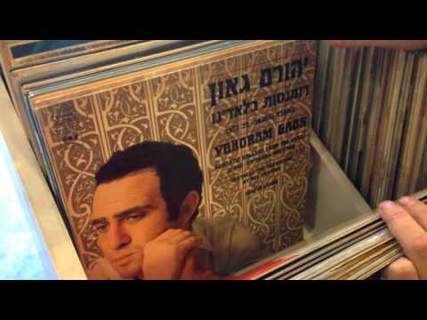 Lote 61 Discos Vinilo Musica Clasica Judia