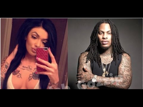 IG Thot Admits to Lying on Waka Flocka hoping to break up hi