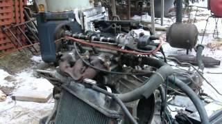 Suzuki G10 1L Engine cold start, Generator project