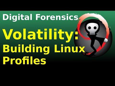 Volatility Memory Analysis: Building Linux Kernel Profiles