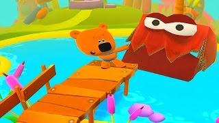 - Ми ми Мишки Интерактивный Мульт обучающие детские мини игры с Кешой и Тучкой