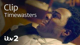 Nick Kills Telly! | Timewasters | ITV2