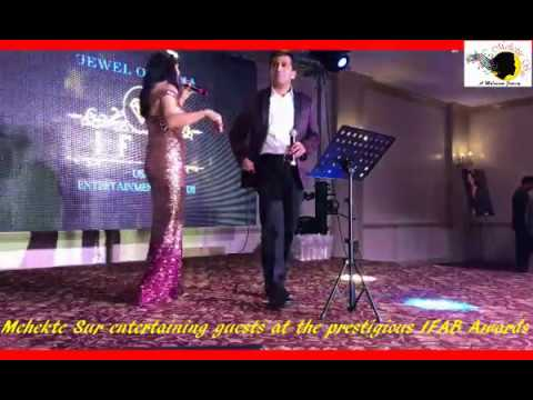 Mehekte Sur performs at the IFAB  Awards 2018