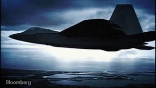 F-22 Stealth Fighter Debuts Firepower in Syria