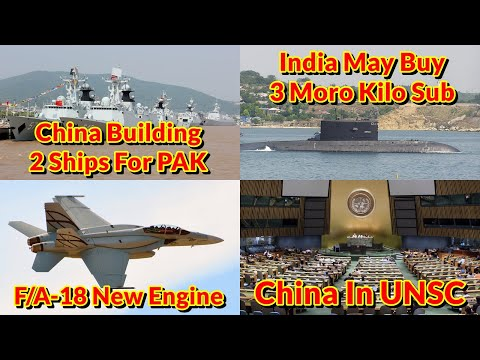 Defence Update 5th April 2020(Part-1)| China Building 2 Ship