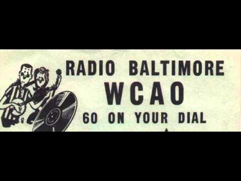 WCAO - Johnny Dark - Baltimore -  1968ish