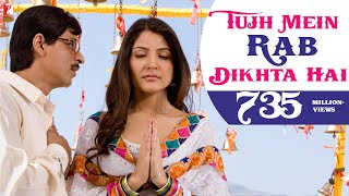 Video Tujh Mein Rab Dikhta Hai - Full Song | Rab Ne Bana Di Jodi | Shah Rukh Khan | Anushka Sharma download MP3, 3GP, MP4, WEBM, AVI, FLV Agustus 2018