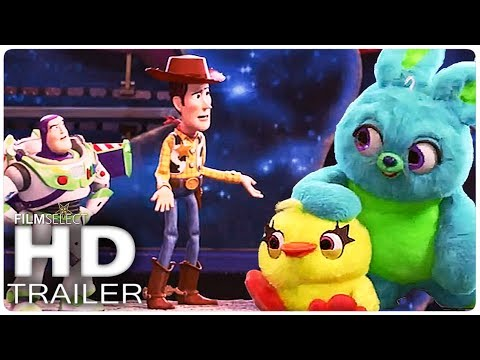 Jeff Stevens - Another Toy Story 4 Trailer!