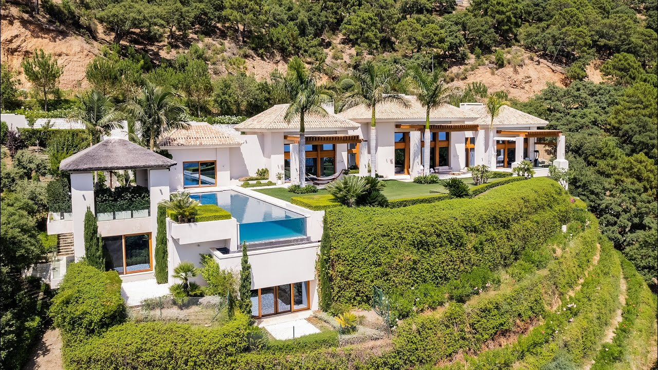 New €16.800.000 Luxury Villa in La Zagaleta, Marbella, Spain | Drumelia Real Estate
