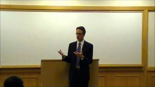Stephan Lang on the China/America Relationship - University of Denver