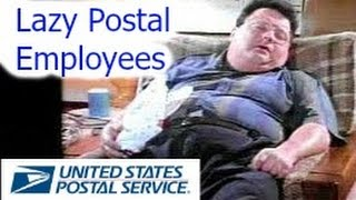Worst Postal Experience with Unfirable USPS employees