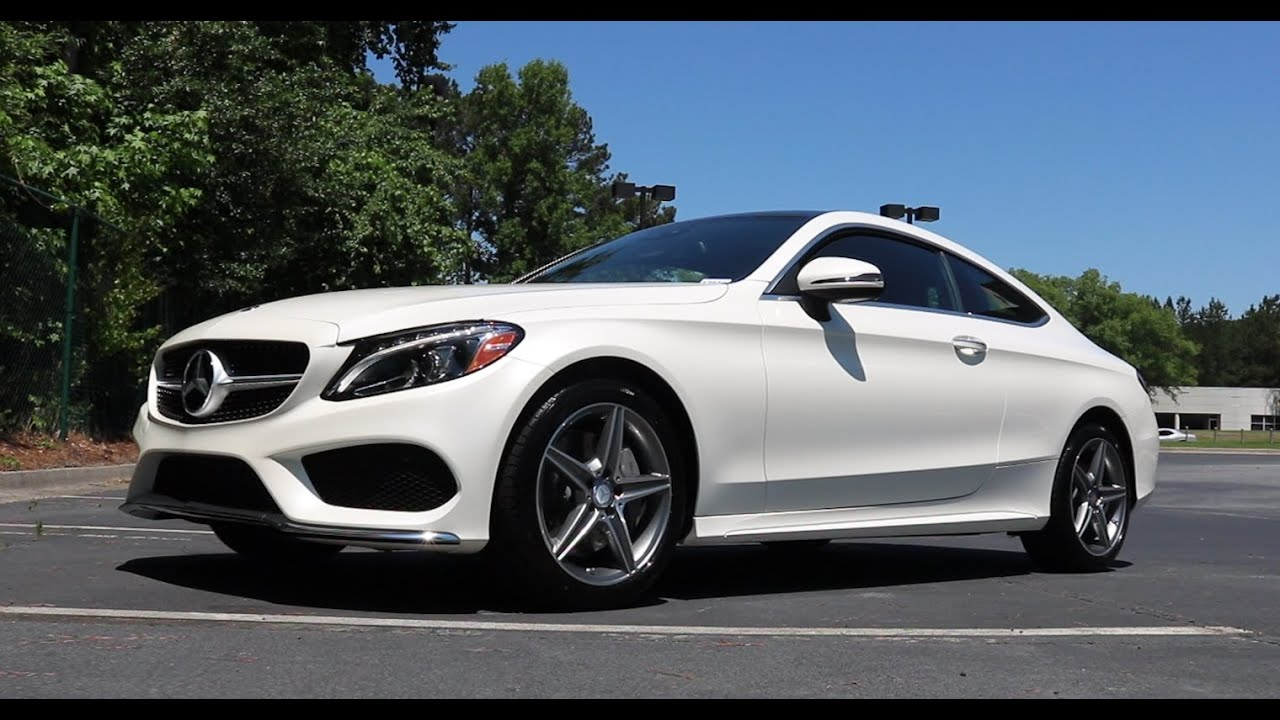 small resolution of 2017 mercedes benz c class c300 coupe technical review