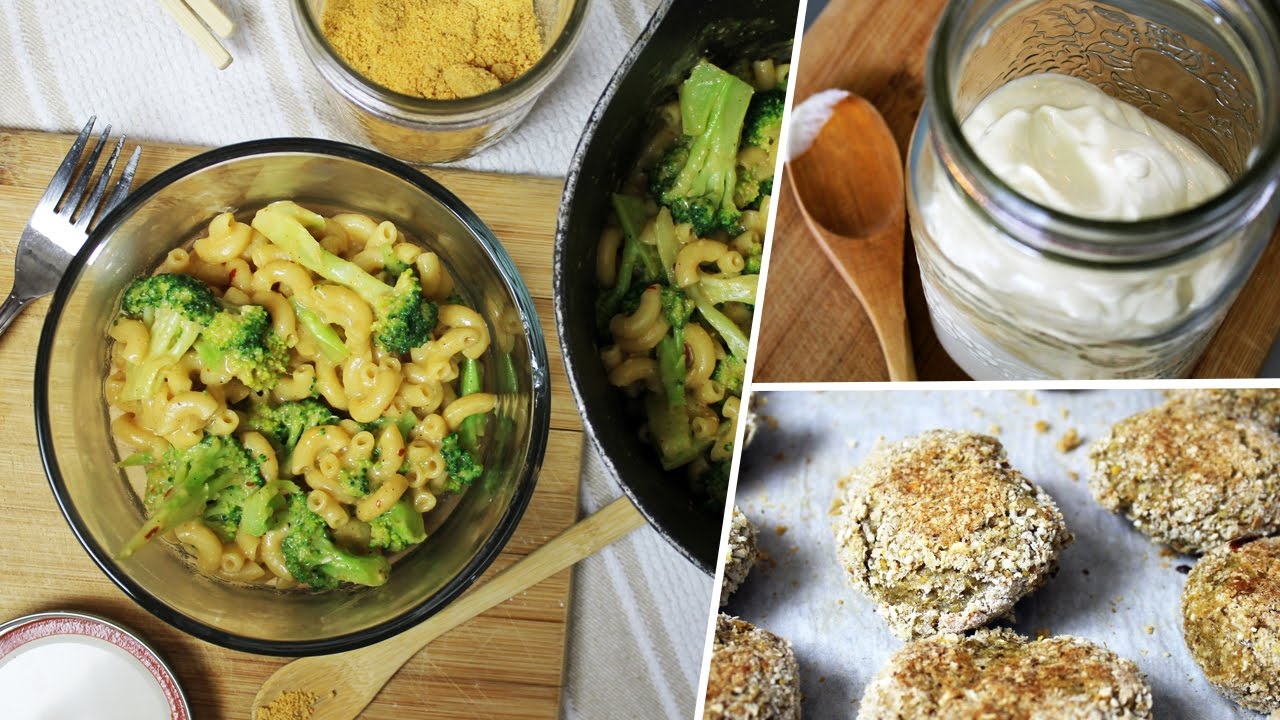 The Homemade Vegan Pantry by Miyoko Schinner | Cookbook Review by Mary's Test Kitchen