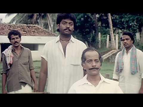 Goundamani Pachayat Comedy | Chinna Gounder tamil movie | Vijayakanth | Manorama | Senthil