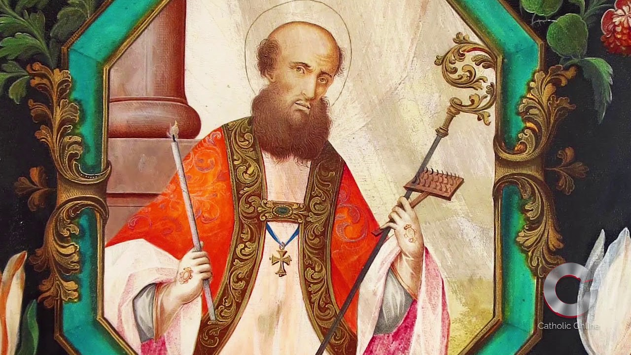 St. Blaise - Saints & Angels - Catholic Online