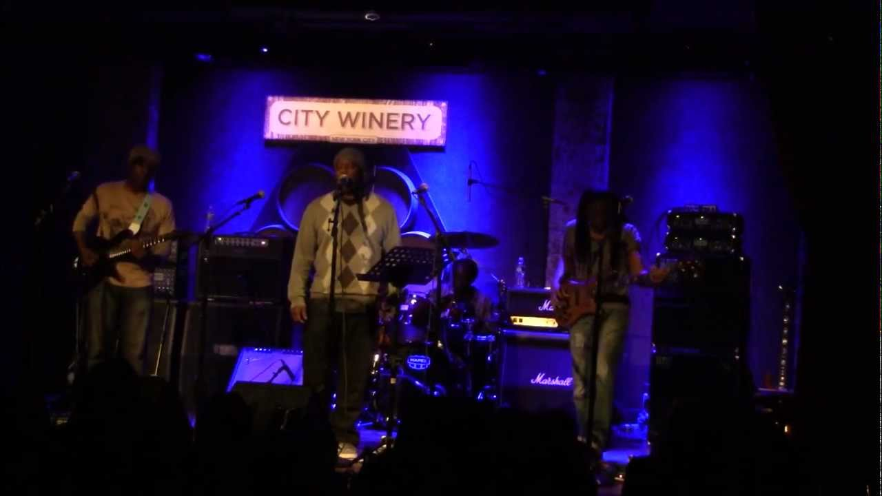 Living Colour   Burning Of The Midnight Lamp Live At City Winery   New York
