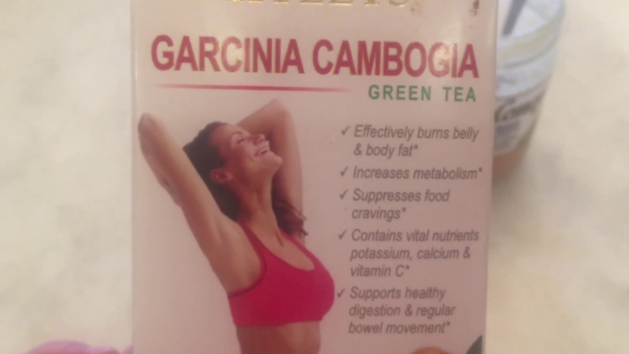 Hyleys Garcinia Cambogia Green Tea Youtube