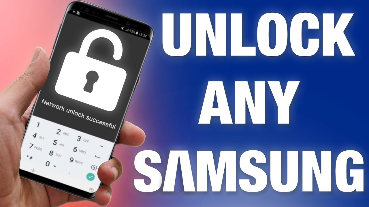 How to Unlock Samsung Phone With Code By IMEI ANY Model (S10/Note  9/8/S9/S8/S7/J7/J5/J3/A8/A5/A3   )