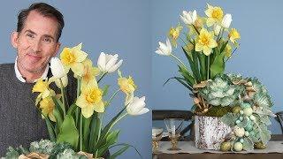 Kevin Sharkey's Easter Basket - Martha Stewart