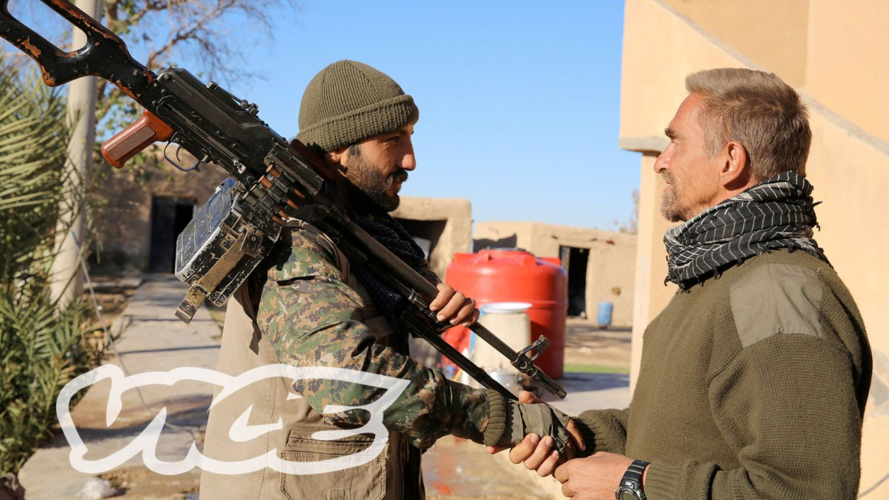 Foreigners Fighting ISIS in Syria: The War of Others
