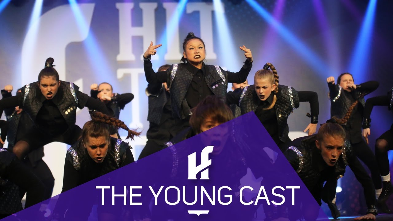 THE YOUNG CAST | Hit The Floor Lévis