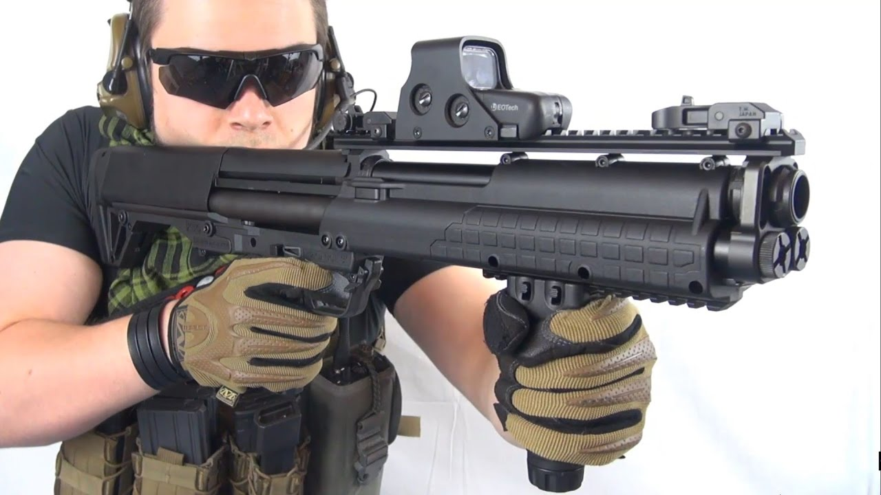 Review: Tokyo Marui KSG Gas Shotgun | Airsoft Club ...