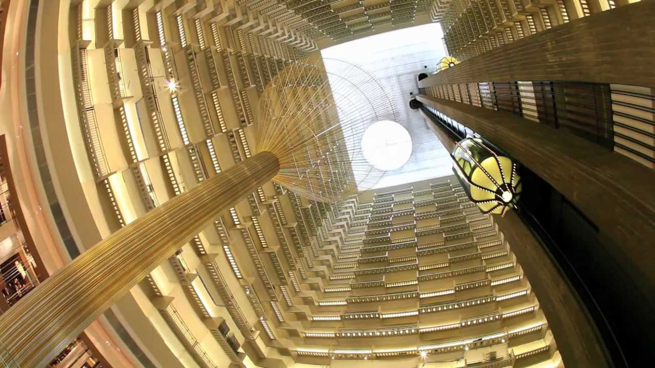 Hyatt Regency Atlanta Wins Downtown Design Excellence Award You