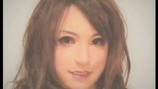 佐々木希マスク(Female mask of Sasaki Nozomi)