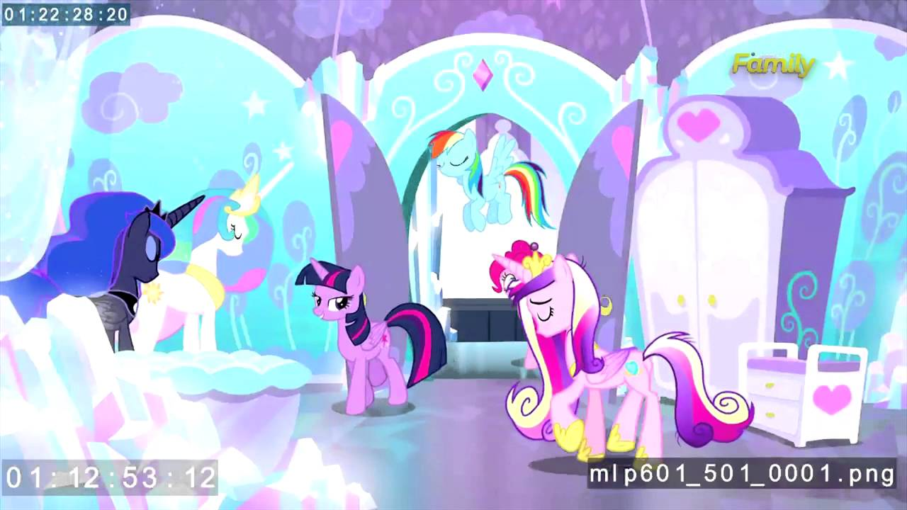 My Little Pony Friendship Is Magic First Look At Baby
